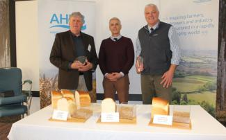 Previous winners of the Milling Wheat Awards